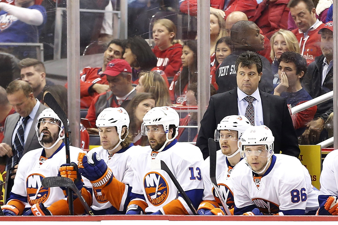 Хоккей в россии: new york islanders head coach jack capuano shakes фото (photo)