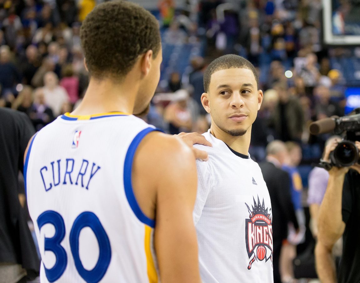 Stephen Curry passes father Dell Curry in all time 3 point makes