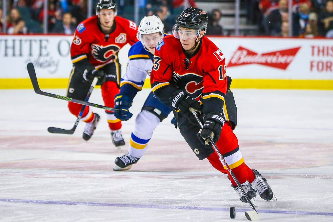 08551b450 Flames  Gaudreau can t receive offer sheet as restricted free agent ...
