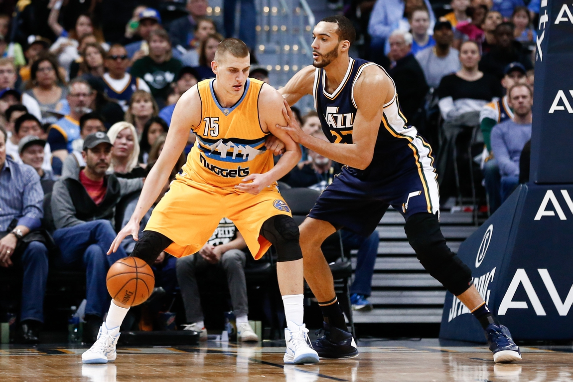Rudy Gobert will join French national team in Rio Olympics  0eac19015