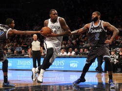Orlando Magic vs. Brooklyn Nets - 4/9/14