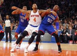 76ers vs. Knicks - 10/14/14 NBA Preseason Pick, Odds, Prediction