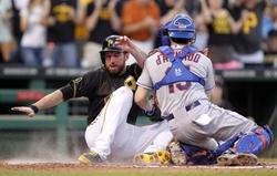 Pittsburgh Pirates vs. New York Mets MLB Pick, Odds, Prediction - 6/28/14