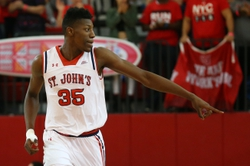 St. John's Red Storm vs. Niagara Purple Eagles - 12/9/15 College Basketball Pick, Odds, and Prediction