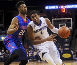 Memphis Tigers vs. Manhattan Jaspers - 12/12/15 College Basketball Pick, Odds, and Prediction