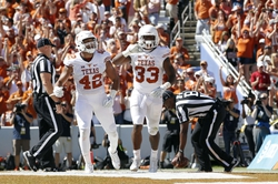 Texas Longhorns at Kansas State Wildcats - 10/22/16 College Football Pick, Odds, and Prediction