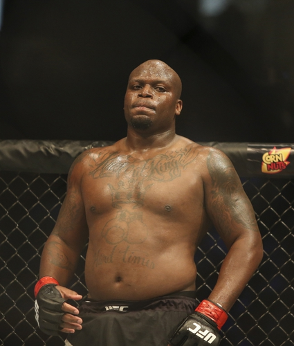 Derrick Lewis planned to 'rope-a-dope' opponent before UFC ...