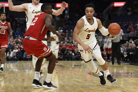Missouri State vs. Loyola-Chicago - 2/22/20 College Basketball Pick, Odds, and Prediction