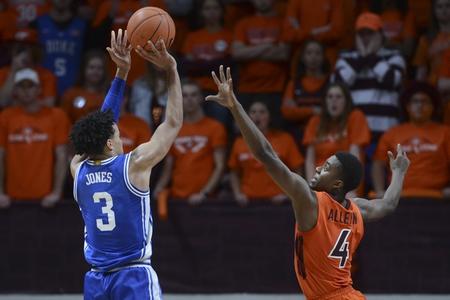 Duke vs. Virginia Tech - 2/22/20 College Basketball Pick, Odds, and Prediction
