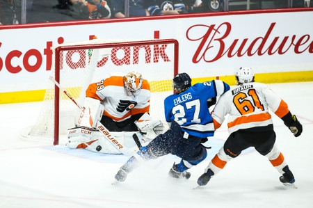 Philadelphia Flyers vs. Winnipeg Jets - 2/22/20 NHL Pick, Odds, and Prediction