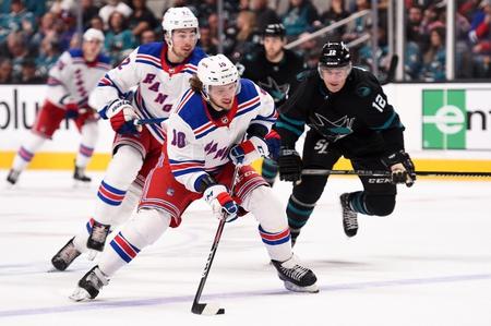 New York Rangers vs. San Jose Sharks - 2/22/20 NHL Pick, Odds, and Prediction