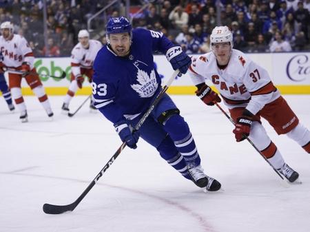 Toronto Maple Leafs vs. Carolina Hurricanes - 2/22/20 NHL Pick, Odds, and Prediction