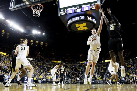 Purdue vs. Michigan - 2/22/20 College Basketball Pick, Odds, and Prediction