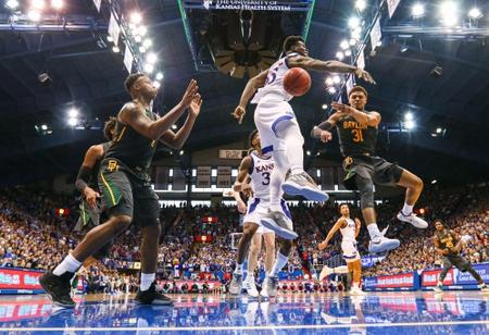 Baylor vs. Kansas - 2/22/20 College Basketball Pick, Odds, and Prediction
