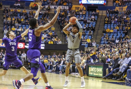 TCU vs. West Virginia - 2/22/20 College Basketball Pick, Odds, and Prediction