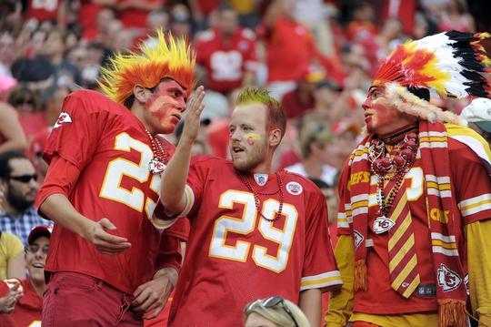 Kansas City Chiefs Fan Pictures Kansas City Chiefs Fans