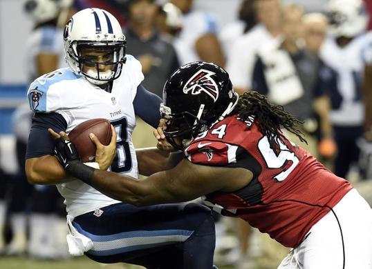 Official Nike Jerseys Cheap - Tennessee Titans at Atlanta Falcons