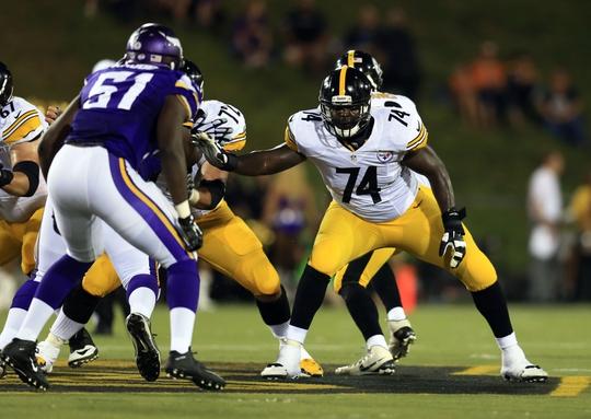 74 Chris Hubbard Pittsburgh Steelers Jerseys cheap