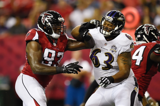 Jerseys NFL Wholesale - Baltimore Ravens at Atlanta Falcons