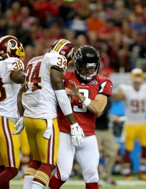 Jerseys NFL Sale - Washington Redskins at Atlanta Falcons