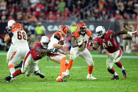 NFL Jerseys - Cincinnati Bengals at Arizona Cardinals