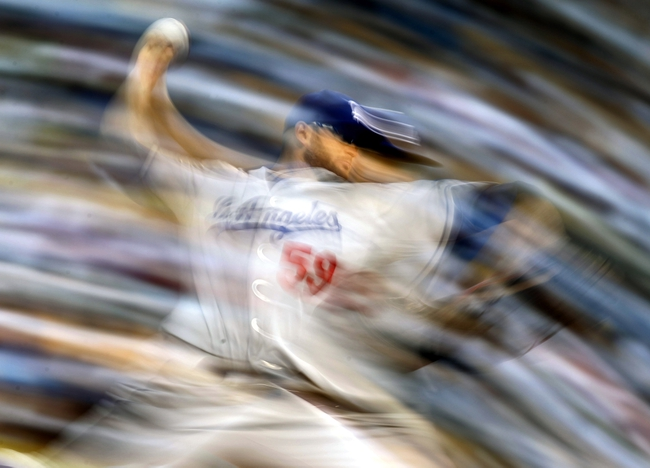 Jun 14, 2013; Pittsburgh, PA, USA; Los Angeles Dodgers starting pitcher Stephen Fife (59) pitches against the Pittsburgh Pirates during the fourth inning at PNC Park. Mandatory Credit: Charles LeClaire-USA TODAY Sports