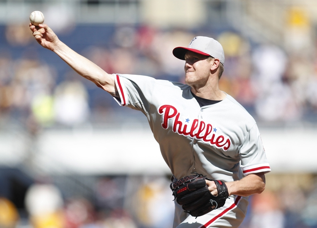 Jul 4, 2013; Pittsburgh, PA, USA; Philadelphia Phillies relief pitcher Jonathan Papelbon (58) pitches against the Pittsburgh Pirates during the ninth inning at PNC Park. The Philadelphia Phillies won 6-4. Mandatory Credit: Charles LeClaire-USA TODAY Sports