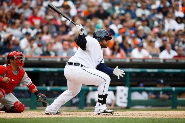 Jul 28, 2013; Detroit, MI, USA; Detroit Tigers designated hitter Prince Fielder (28) at bat against the Philadelphia Phillies at Comerica Park. Mandatory Credit: Rick Osentoski-USA TODAY Sports