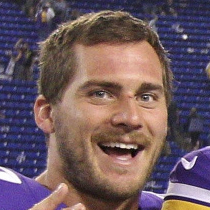 Aug 9, 2013; Minneapolis, MN, USA; Minnesota Vikings tight end Rhett Ellison (40) following the game at the Metrodome. The Texans defeated the Vikings 27-13. Mandatory Credit: Brace Hemmelgarn-USA TODAY Sports