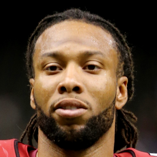 Sep 22, 2013; New Orleans, LA, USA; Arizona Cardinals wide receiver Larry Fitzgerald (11) walks off the field at the conclusion of their game against the New Orleans Saints at Mercedes-Benz Superdome. Mandatory Credit: Chuck Cook-USA TODAY Sports
