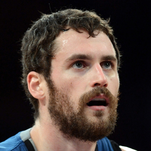 Nov 10, 2013; Los Angeles, CA, USA;   Minnesota Timberwolves power forward Kevin Love (42) shoots a free throw in the first half of the game against the Los Angeles Lakers at Staples Center. Mandatory Credit: Jayne Kamin-Oncea-USA TODAY Sports