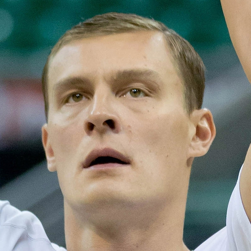 Oct 8, 2013; Salt Lake City, UT, USA; Utah Jazz center Andris Biedrins (11) warms up prior to a preseason game against the Golden State Warriors at EnergySolutions Arena. Mandatory Credit: Russ Isabella-USA TODAY Sports