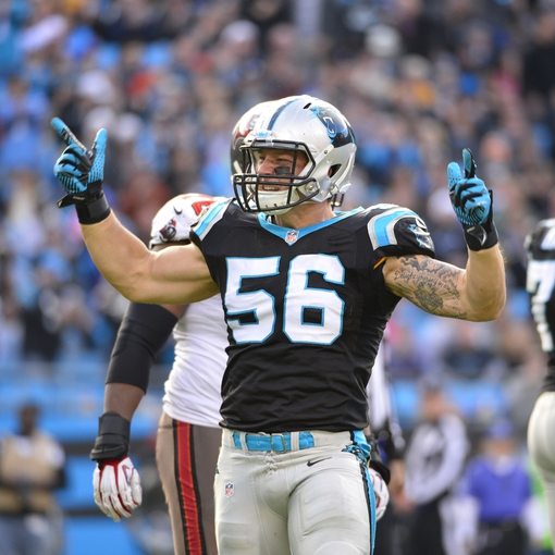 Dec 1, 2013; Charlotte, NC, USA; xxxx . The Carolina Panthers defeated the Tampa Bay Buccaneers 27-6 at Bank of America Stadium. Mandatory Credit: Bob Donnan-USA TODAY Sports