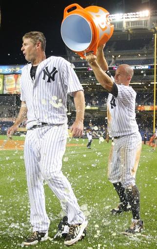 Brett Gardner Yankees 2014