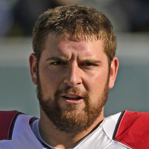 Dec 1, 2013; Philadelphia, PA, USA; Arizona Cardinals offensive tackle Bradley Sowell (79) along the sidelines prior to playing the Philadelphia Eagles at Lincoln Financial Field. The Eagles defeated the Cardinals 24-21. Mandatory Credit: Howard Smith-USA TODAY Sports