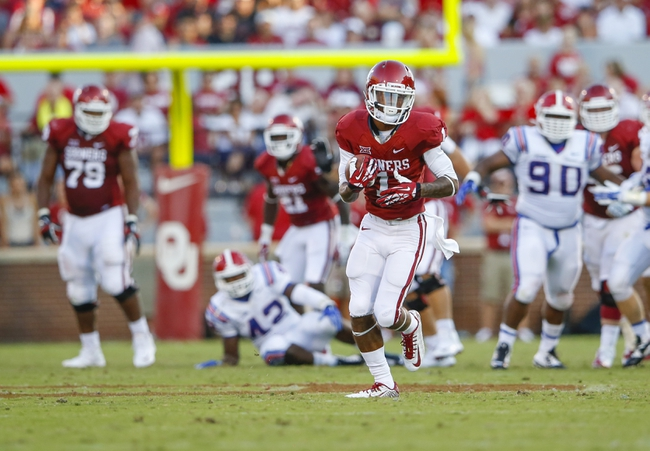 Sooners wide receiver K J  K J Bulldogs
