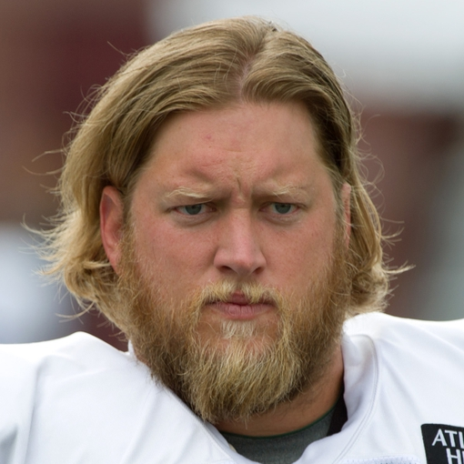 Aug 4, 2014; Cortland, NY, USA; New York Jets center Nick Mangold (74) walks out to the field prior to the start of training camp at SUNY Cortland. Mandatory Credit: Rich Barnes-USA TODAY Sports