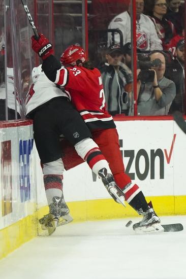 New Jersey Devils vs. Carolina Hurricanes - 3 27 18 NHL Pick 08ed2f43d