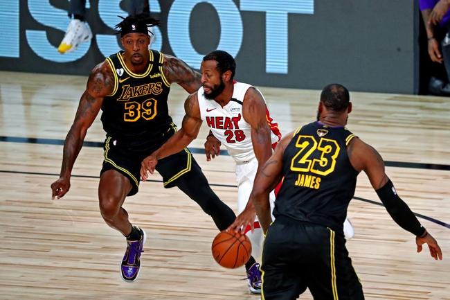 Los Angeles Lakers At Miami Heat 10 4 20 Nba Picks And Prediction Pickdawgz
