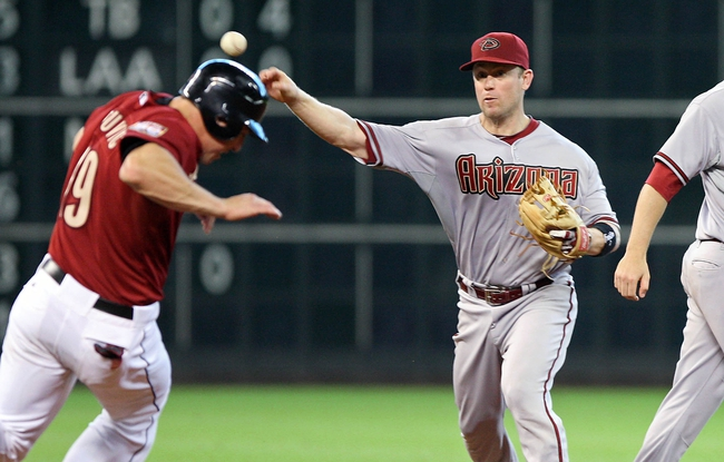 Arizona Diamondbacks vs. Houston Astros Pick-Odds-Prediction - 6/9/14