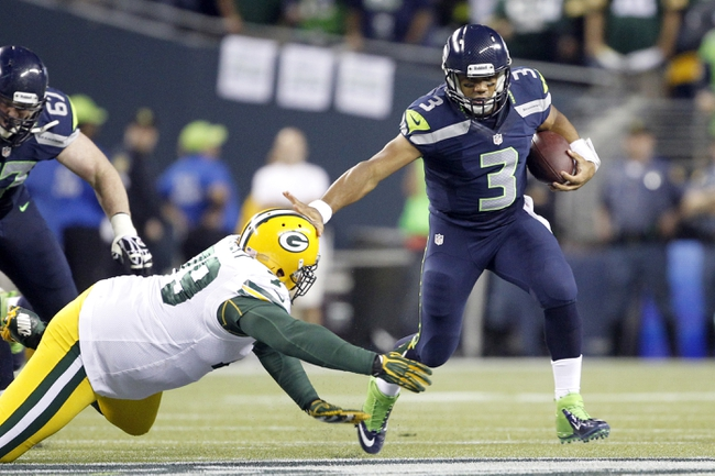 Fantasy Football 2014: Packers at Seahawks 9/4/14 Week 1 Preview