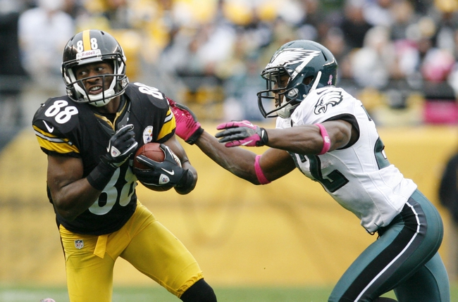 Pittsburgh Steelers at Philadelphia Eagles - 8/21/14 Pick and Odds