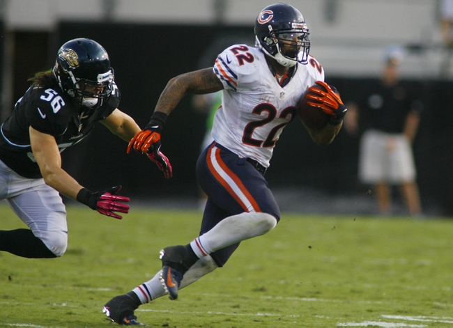 Jacksonville Jaguars at Chicago Bears - 8/14/14