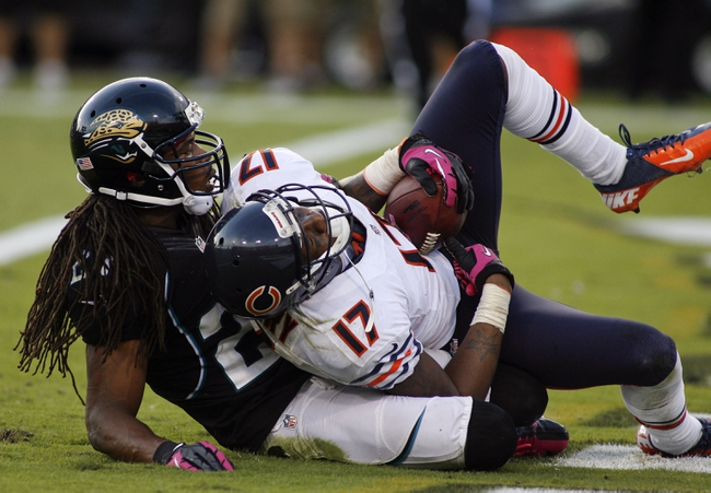 Chicago Bears vs. Jacksonville Jaguars NFL Pick, Odds, Prediction - 8/14/14