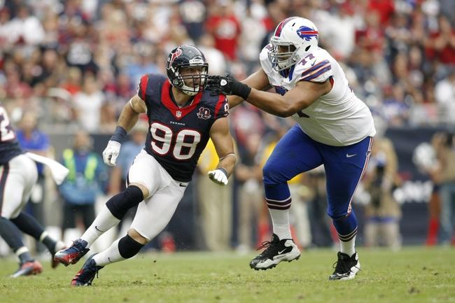 Buffalo Bills at Houston Texans- 9/28/14