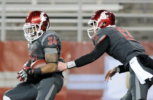 Rutgers Scarlet Knights vs. Washington State Cougars Pick-Odds-Prediction - 8/28/14
