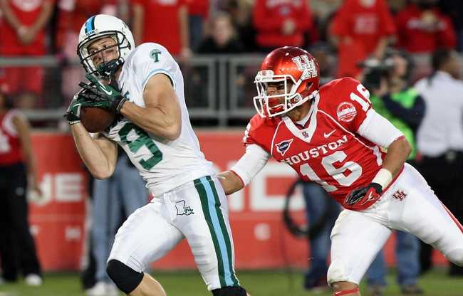 Houston Cougars vs. Tulane Green Wave - 11/8/14 College Football Pick, Odds, and Prediction