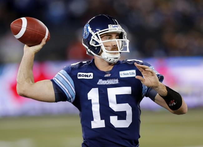 Toronto Argonauts vs. Ottawa Redblacks CFL Pick, Odds, Prediction - 7/18/14