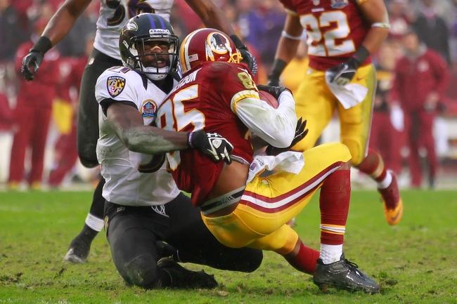 Baltimore Ravens vs. Washington Redskins 8/23/14 Free NFL Pick