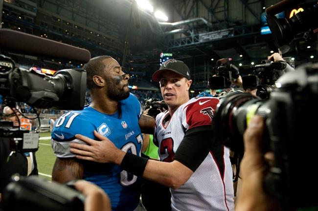Falcons vs. Lions - 10/26/14 NFL Pick, Odds, Prediction